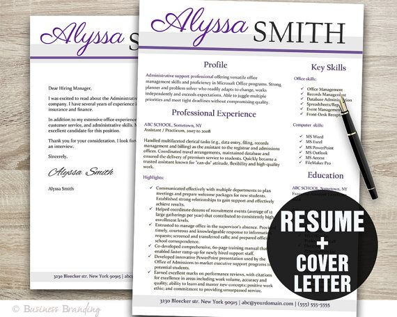 25 best images about Cover letters on Pinterest
