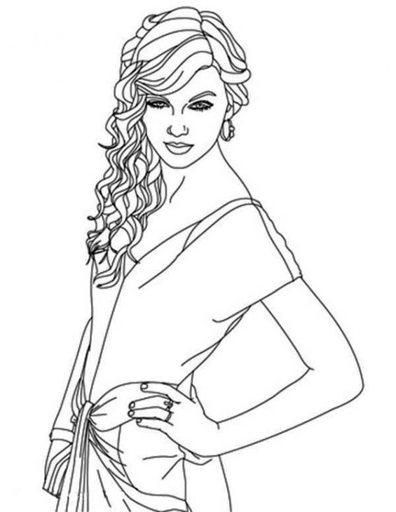 52 best Famous People Coloring Pages images on Pinterest