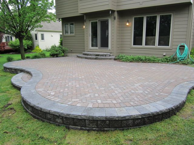 great stone patio ideas for your home