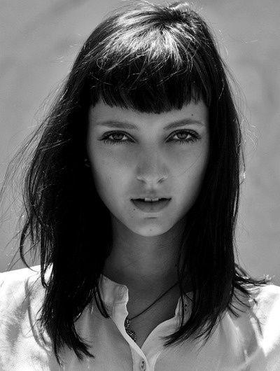 25 Best Ideas About Short Fringe Hairstyles On Pinterest Short