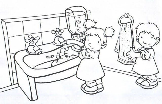 7 best images about habitos de higiene on Pinterest