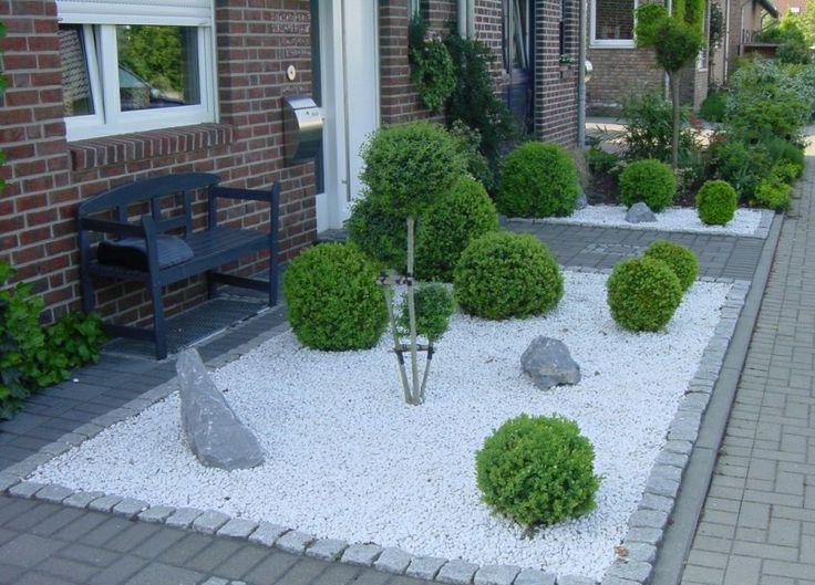 vorgarten mit steinen - tyentuniverse, Garten und erstellen