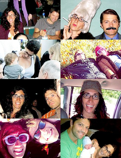 17 Best Images About Misha And Victoria On Pinterest Adorable Couples Supernatural And Posts