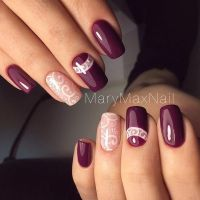 25+ best Elegant Nail Designs ideas on Pinterest | Wedding ...