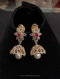 17 Best images about Jhumkas Collections on Pinterest