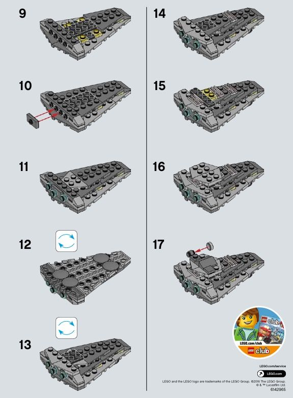 78 Best ideas about Lego Star Destroyer on Pinterest