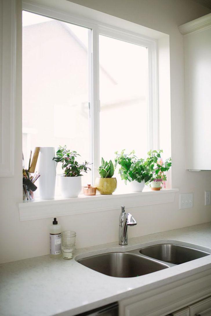 Everygirl Kitchen Home Jays Windows