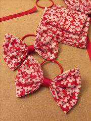 ideas handmade hair bows