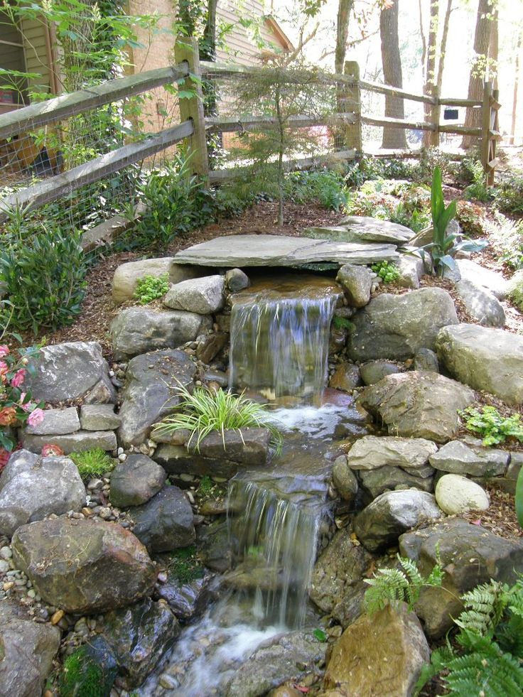 25 Best Ideas About Outdoor Water Features On Pinterest Garden