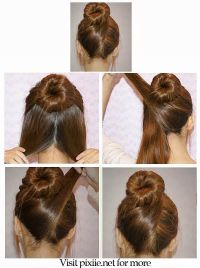 Hair Styles: cool hair styles to do yourself