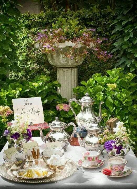 25 Best Ideas About Tea Party Table On Pinterest Princess Tea