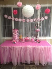 Princess Theme Baby Shower Royal Treats Table