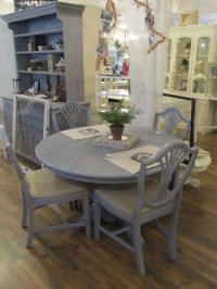 1000+ ideas about Gray Dining Tables on Pinterest
