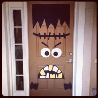 45 DIY Halloween Decorating Ideas | Side gates, Doors and ...