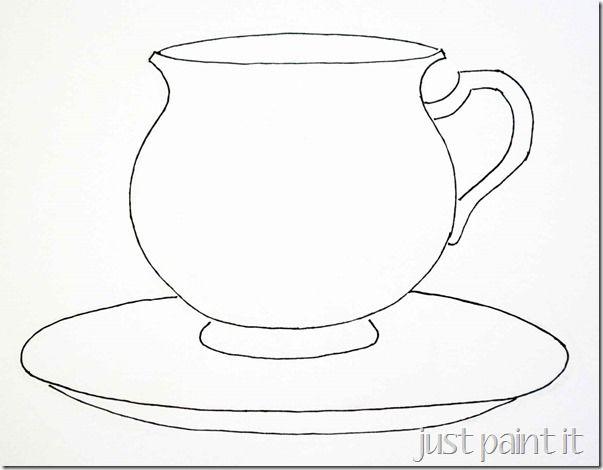 78 best images about Tea cups/tea bag cards on Pinterest