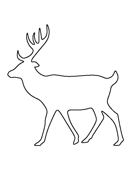 25 Best Ideas About Geometric Deer