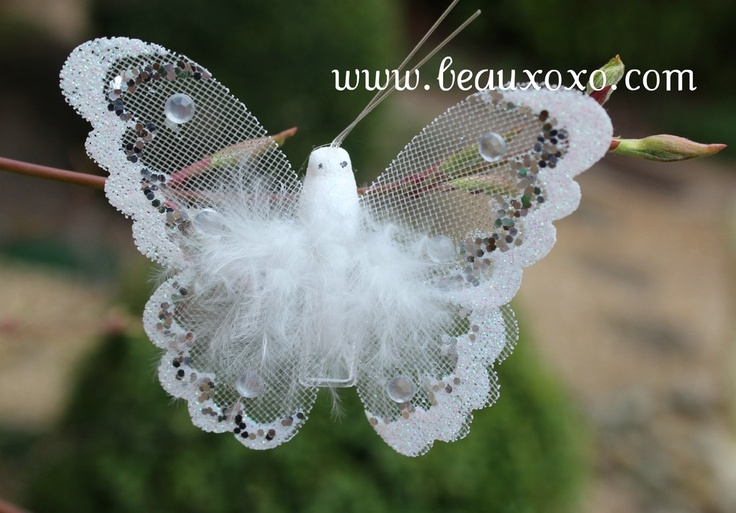 17 Best Images About Easter Butterfly Decor On Pinterest