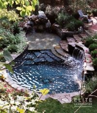 1090 best images about really cool pools on Pinterest