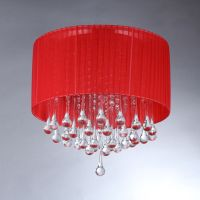 25+ best ideas about Red Lamp Shade on Pinterest