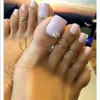 25+ best Acrylic Toe Nails ideas on Pinterest | Gel nails ...