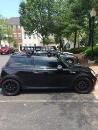 09 Mini JCW w/ Thule M.O.A.B roof rack. | Rides ...