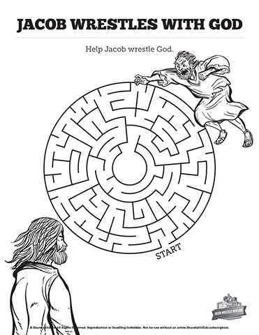 111 bästa bilderna om Top Bible Mazes for Kids på