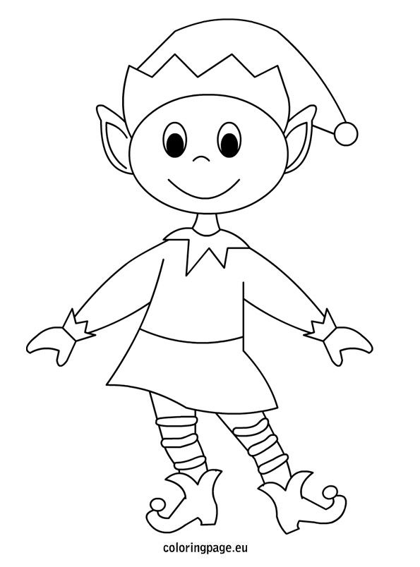 Nightmare Before Christmas Coloring Pages Sketch Coloring Page