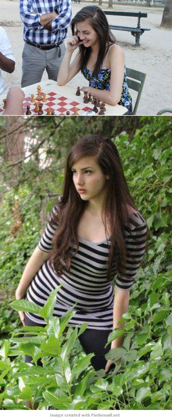 Alexandra Botez  Chess  Beauty  Pinterest  Cards and Chess