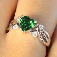 17 Best images about Heart Promise Rings on Pinterest ...