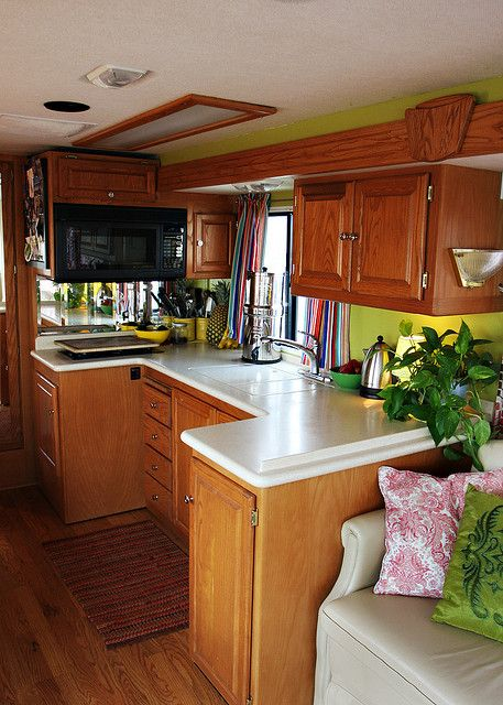 1000 ideas about Rv Decorating on Pinterest  Rv Makeover Campers and Rv Interior