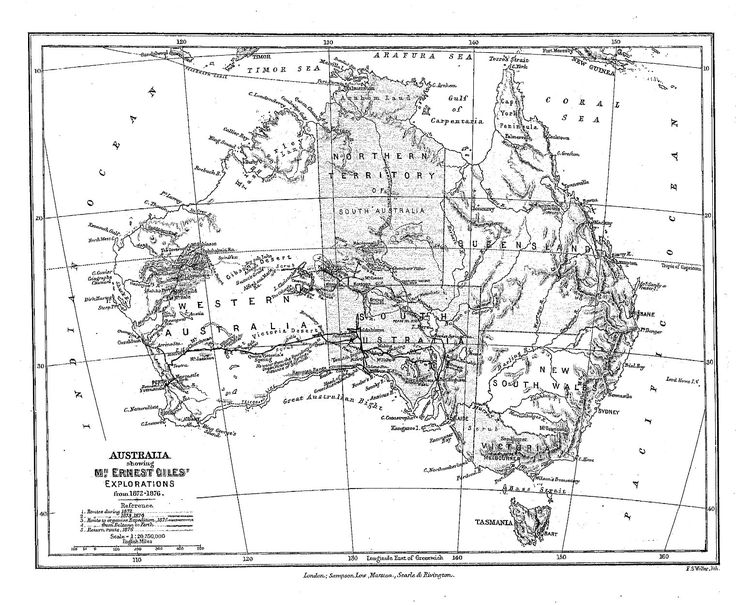 17 Best images about Exploration Maps of Australia on