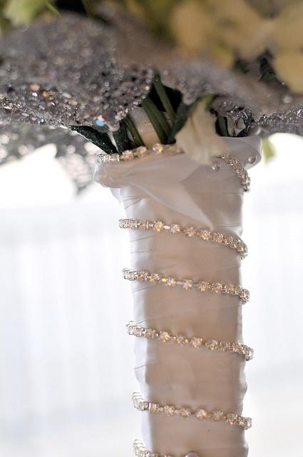 98 Best Images About Bouquet Handles On Pinterest