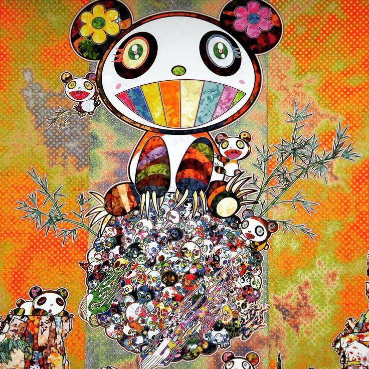 17 Best Images About Takashi Murakami On Pinterest