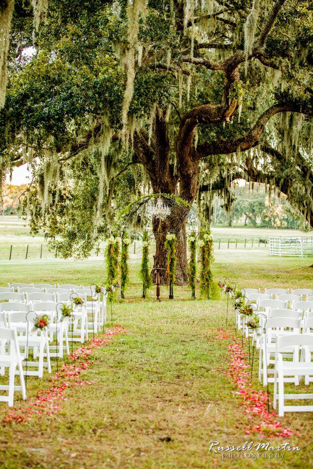 Lakeside Ranch At Inverness FL Central Florida Wedding