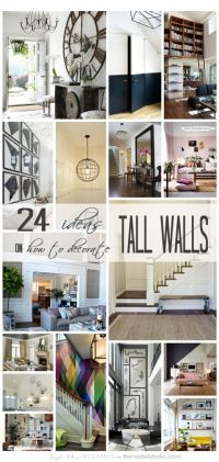 25+ best Decorating Large Walls ideas on Pinterest | Large ...