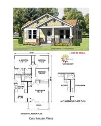 Best 25+ Bungalow floor plans ideas only on Pinterest ...
