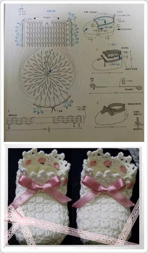crochet baby booties diagram mirror ray simulation gloves diagrams great installation of wiring 503 best images about botitas zapatitos de 0 a 3 1 on patterns