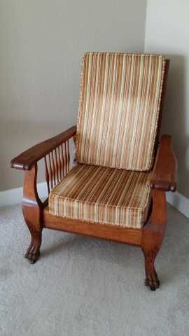 1000 images about Morris chair on Pinterest  Upholstery