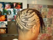 extreme haircut