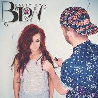 Red hair behind the scenes photo shoot with Chelsea Houska ...