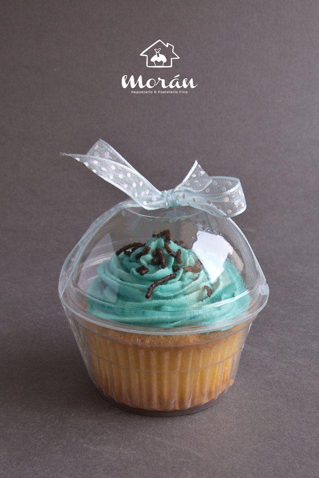 Cupcake En Empaque Especial Cupcakes Y Ms Pinterest