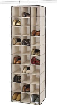 25+ best ideas about Hanging Shoe Organizer on Pinterest