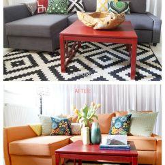Kramfors Leather Sofa Ethan Allen Vivica Table Ikea Friheten Review Comfort – Nazarm.com