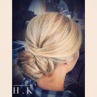Best 25+ Fine hair updo ideas on Pinterest