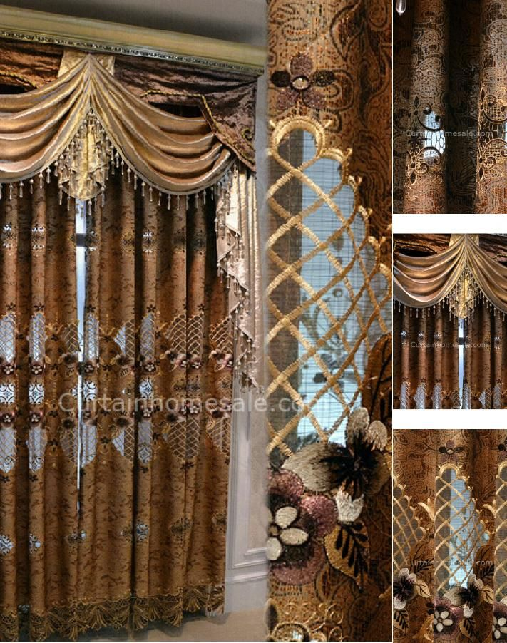 566 best images about curtains on Pinterest