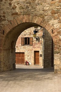 Tuscan Arch Gallery