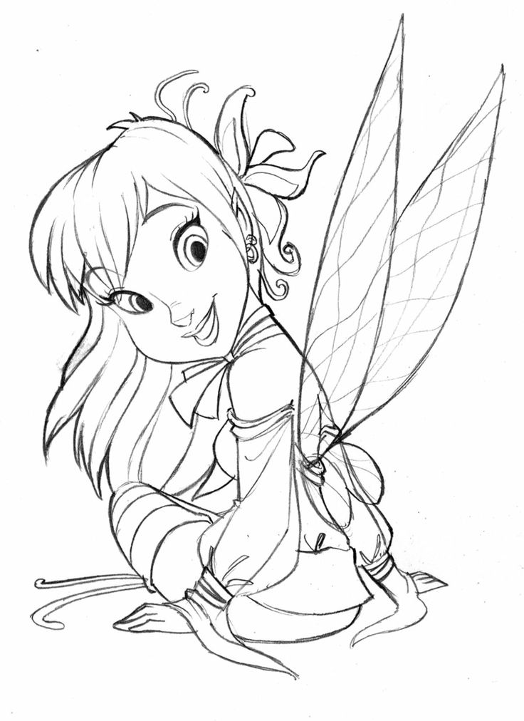 110 best images about How to Draw Fairies on Pinterest