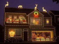 203 best Outdoor Christmas ideas & Lights images on Pinterest