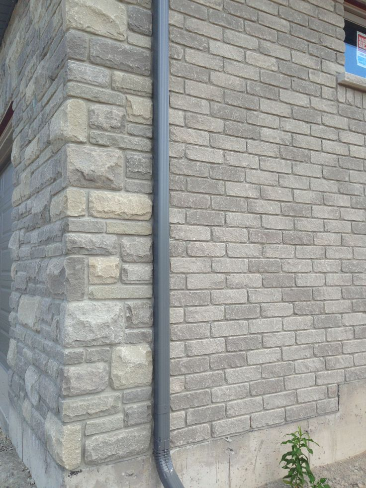 Arriscraft Citadel stone Manitoulin Mist  Traditional