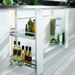 Kitchen Base Cabinet Pull Outs Free Standing Islands Adding Out Narrow Cabinets For Oils And Cooking ...